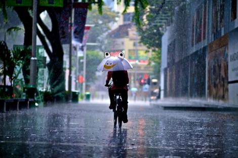Fotografía de lluvia - Danny Santos
