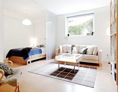 Apartamento de 45 m2 - salon