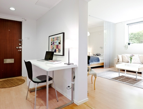 Apartamento de 45 m2 - estudio