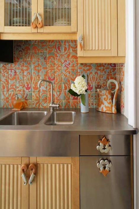 Cocina con azulejos 2