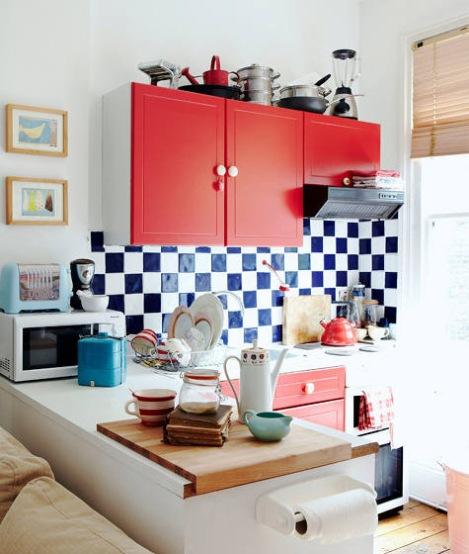 Cocina con azulejos 3