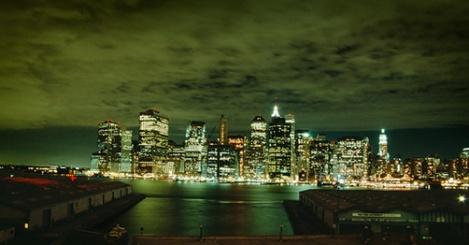 Una escena de New York