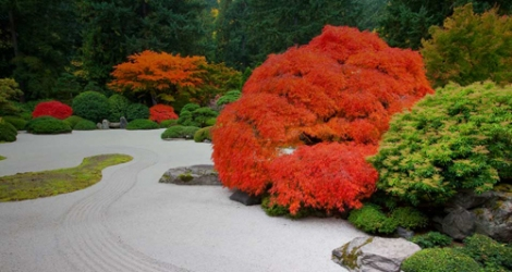 Jardín tipo Hiraniwa