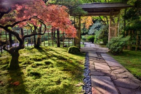 Jardín tipo Rojiniwa